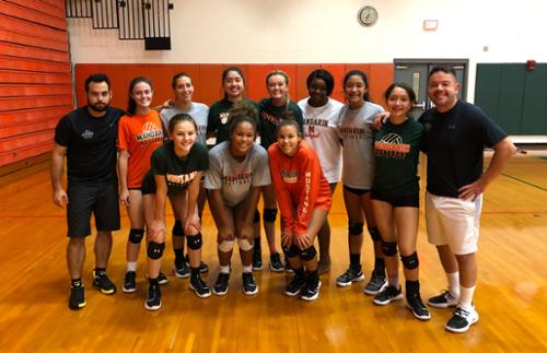 I wrote a story on the Mandarin girl's volleyball team and how Jaguars rookie backup quarterback Gardner Minshew ignited hope in Jacksonville and their sports teams.